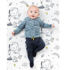 Quapi Quapi newborn jongens shirt Xander