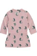 Quapi Quapi newborn meisjes jurk Xaja