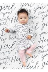 Quapi Quapi newborn meisjes jurk Xanah