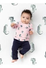 Quapi Quapi newborn meisjes shirt Xaomy Tiger