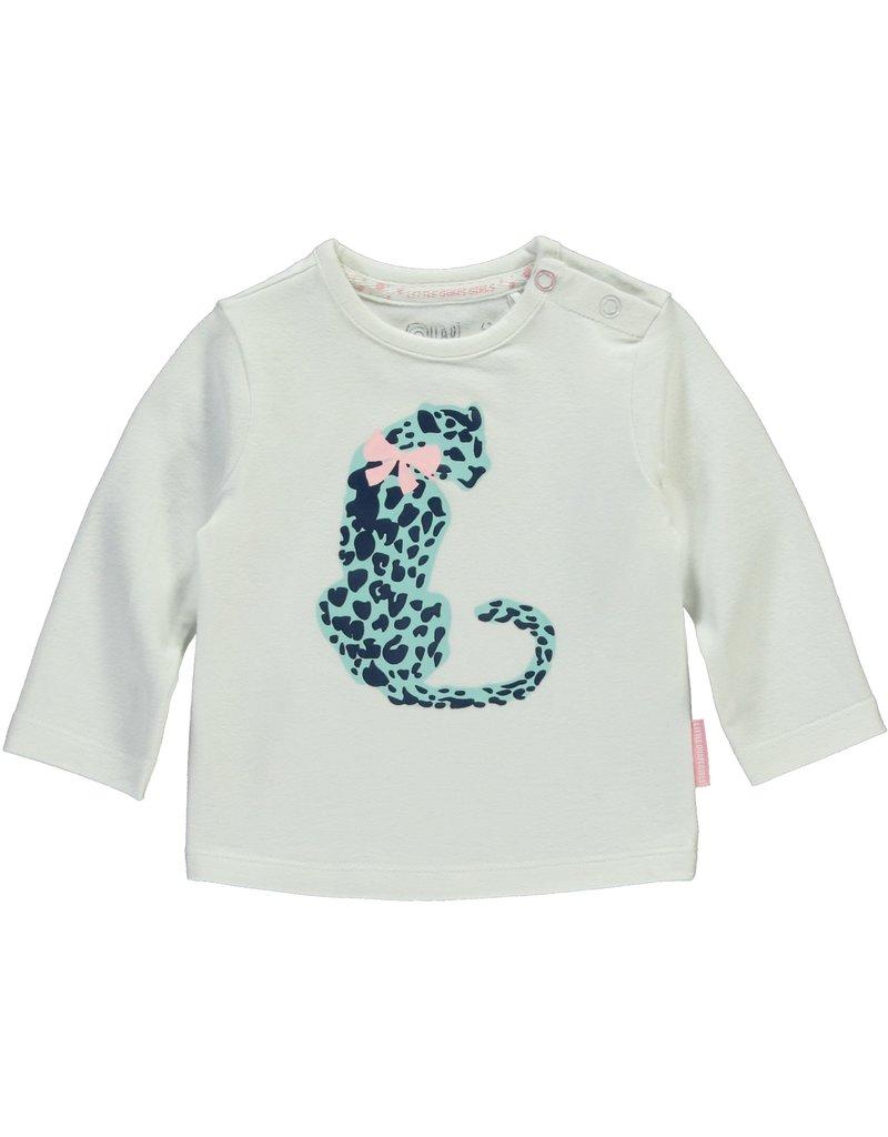 Quapi Quapi newborn meisjes shirt Xara W