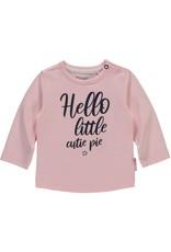 Quapi Quapi newborn meisjes shirt Xara