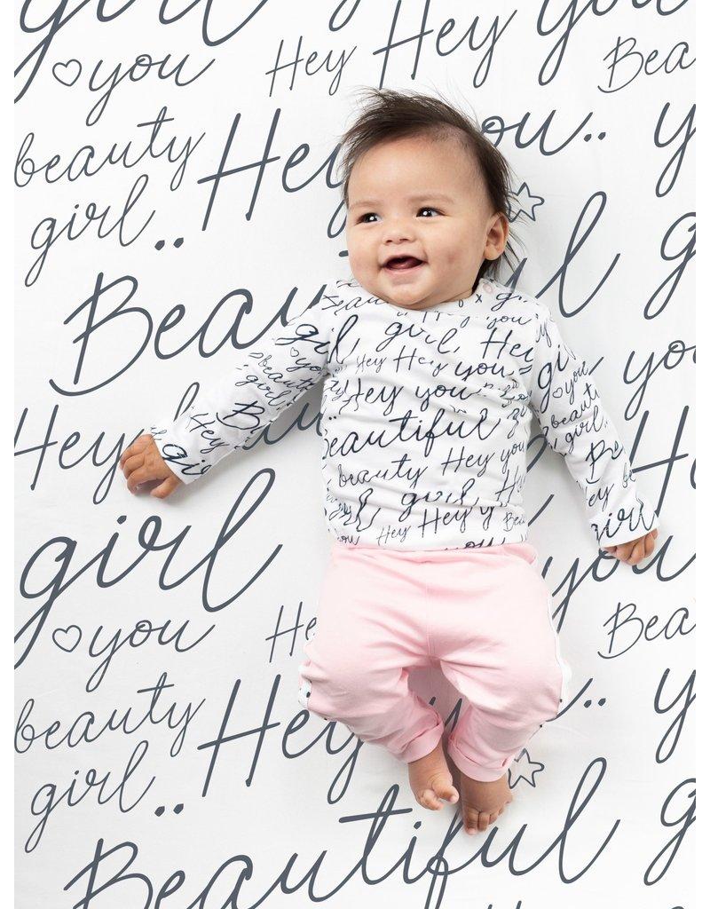 Quapi Quapi newborn meisjes joggingbroek Xea