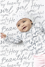 Quapi Quapi newborn meisjes reversible mutsje Xelly