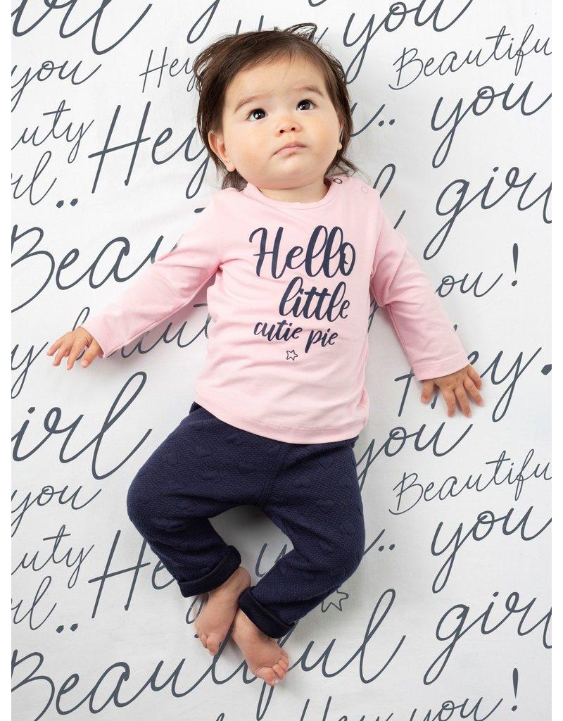 Quapi Quapi newborn meisjes joggingbroek Xeleste