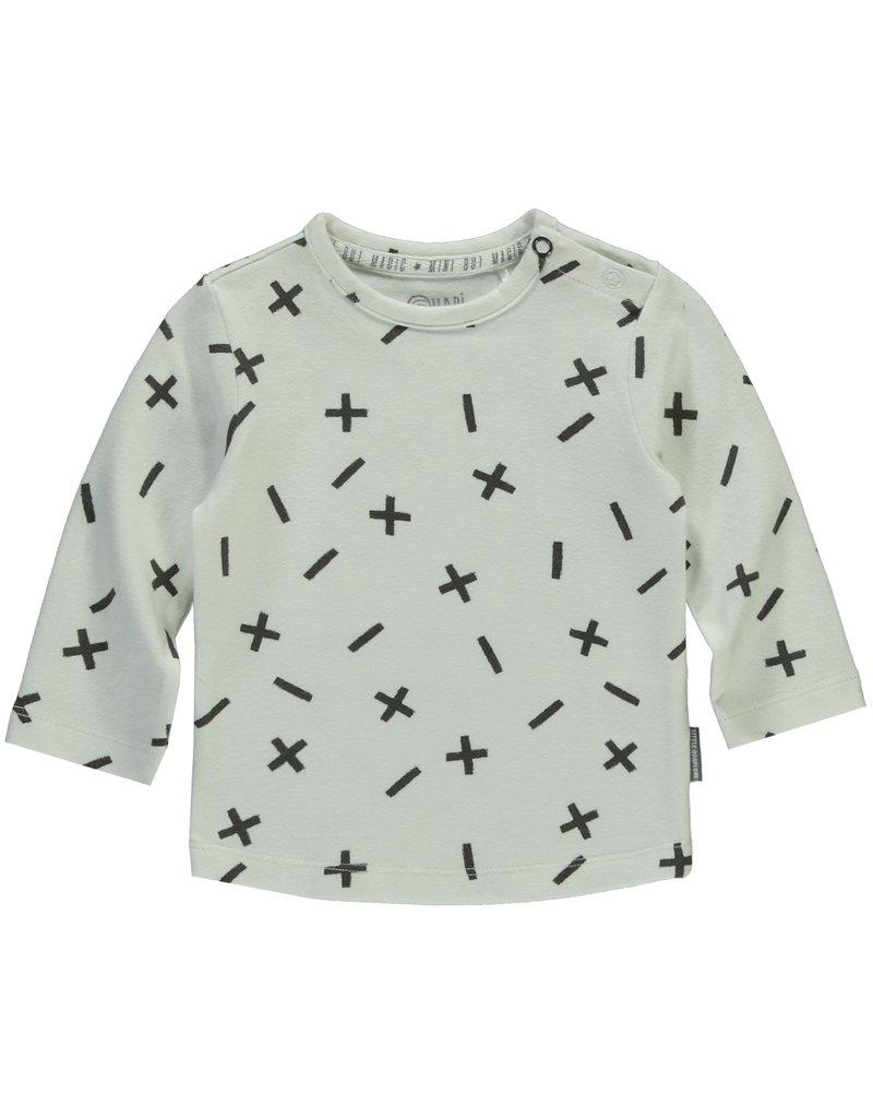 Quapi Quapi newborn neutraal shirt Xari GT