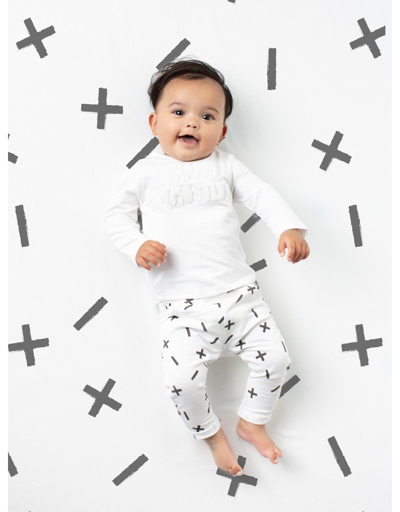 Quapi Quapi newborn neutraal joggingbroek Xess