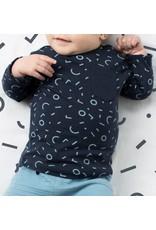 Quapi Quapi newborn jongens shirt Xabi