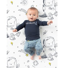 Quapi Quapi newborn jongens shirt Xammie
