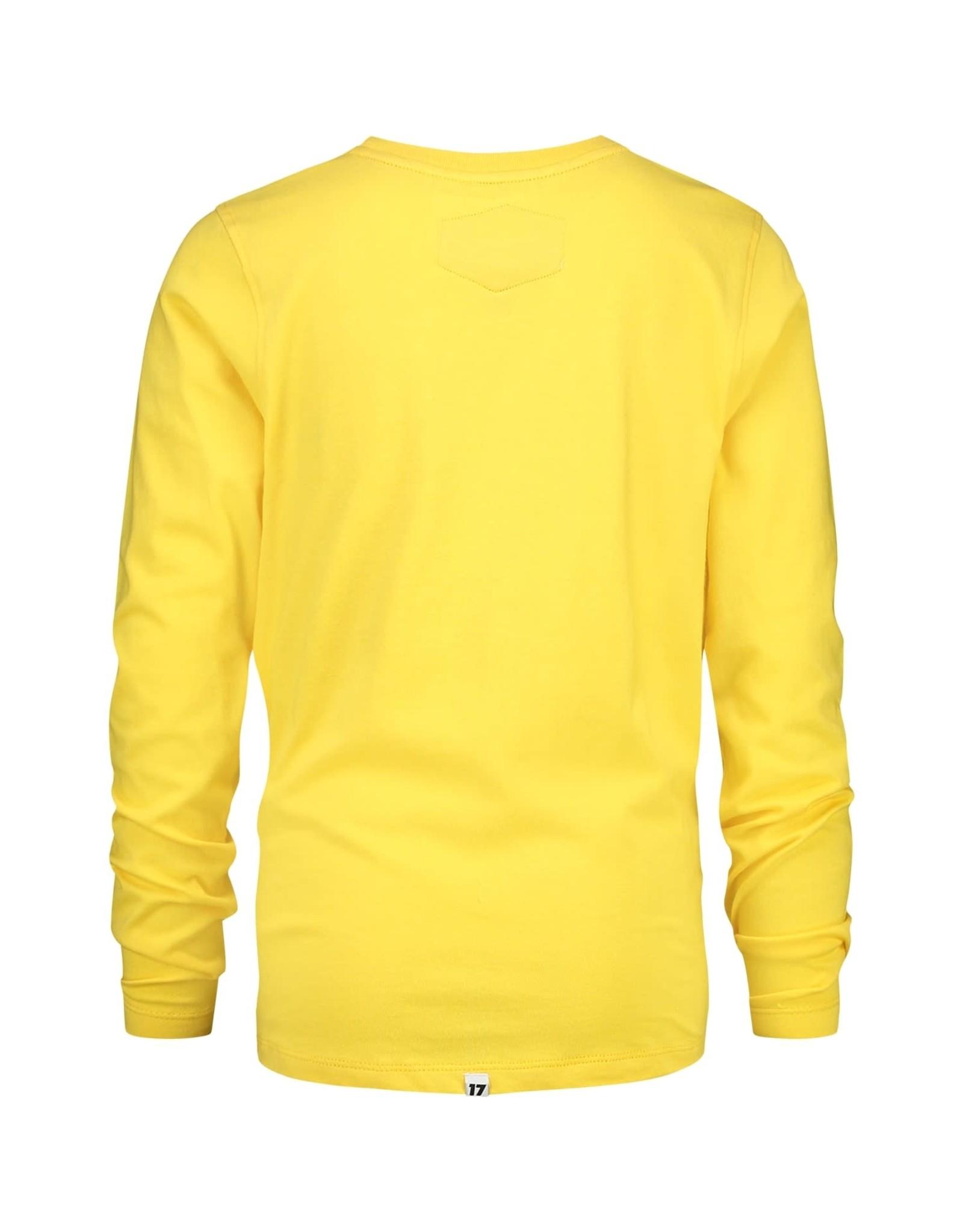 Vingino Vingino Daley Blind shirt Jarlinn Yellow