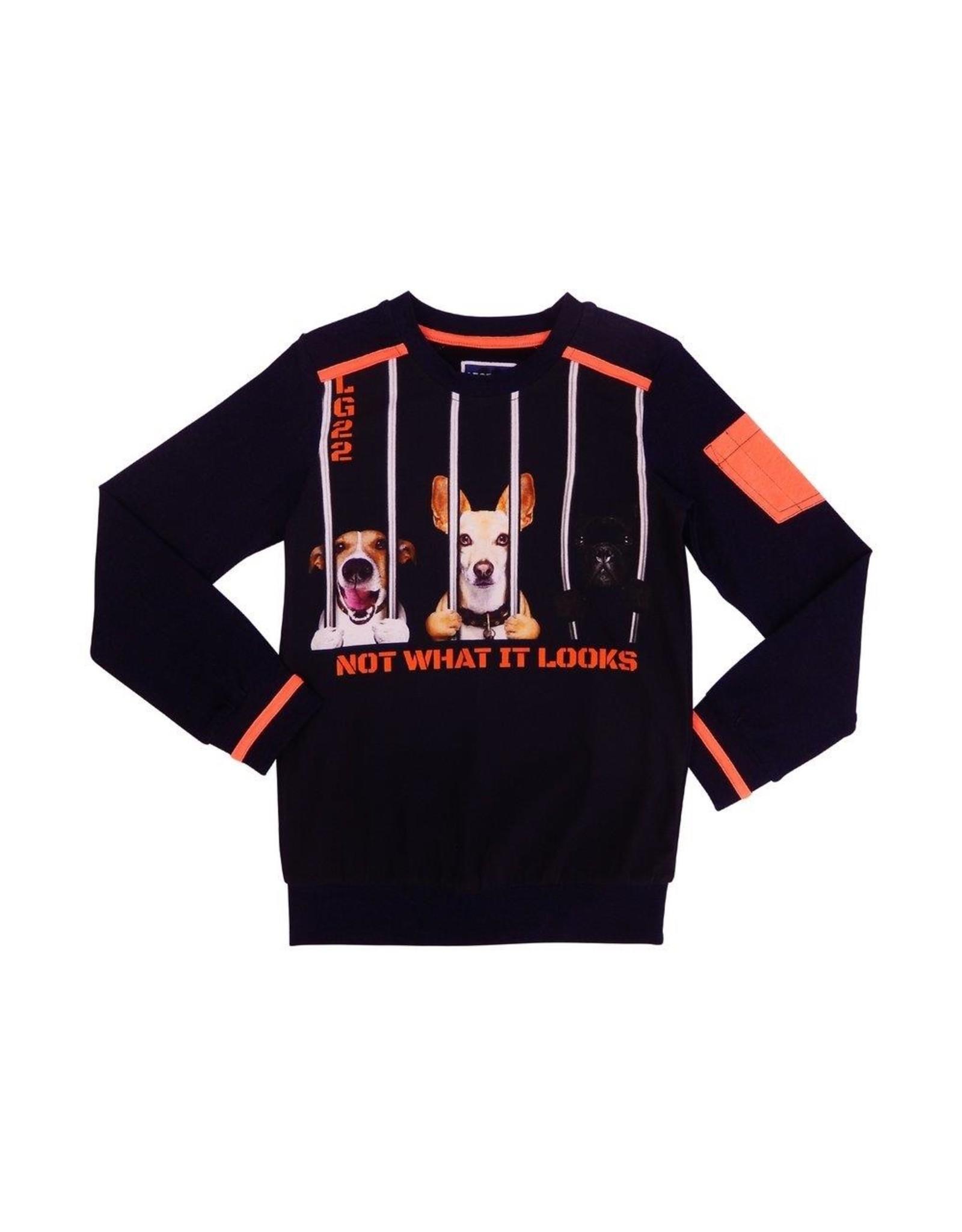 Legends22 Legends jongens sweater Not What it Looks