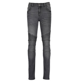 Blue Seven Blue Seven jongens jeans REAL REBEL zwart