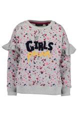 Blue Seven Blue Seven meisjes sweater TRENDSETTER