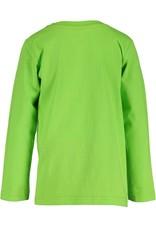 Blue Seven Blue Seven jongens shirt SKATER BOY groen