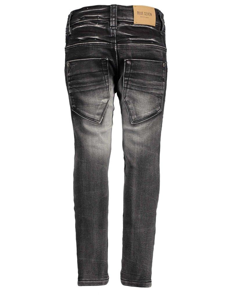 Blue Seven Blue Seven jongens jeans BASIC black