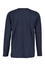 Blue Seven Blue Seven jongens shirt NO LIMITS blauw