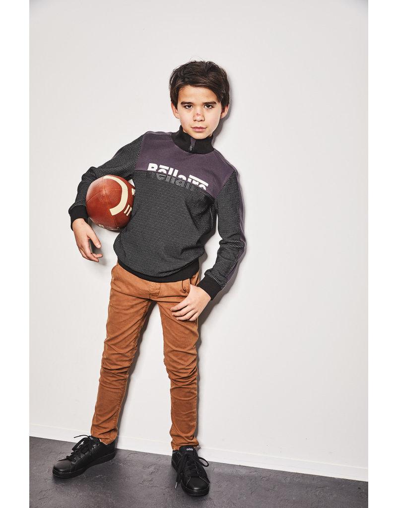 Bellaire Bellaire jongens sweater Kass Black