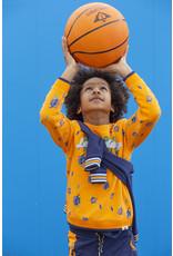 Quapi Quapi jongens sweater Andre Orange