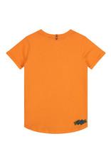 Quapi Quapi jongens t-shirt Aiden Orange