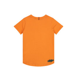 Quapi Quapi jongens t-shirt Aiden Orange