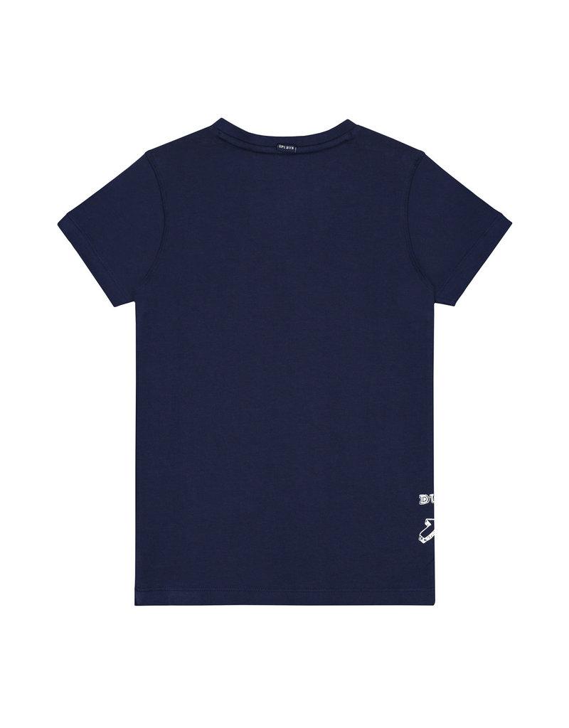 Quapi Quapi jongens t-shirt Alex Blue