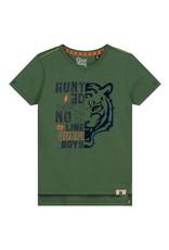Quapi Quapi jongens t-shirt Alexio Green
