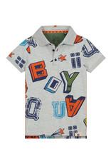 Quapi Quapi jongens polo t-shirt Alvin