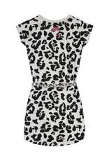 Quapi Quapi meisjes jurk Aafje Leopard