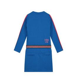 Quapi Quapi meisjes jurk Abba Blue
