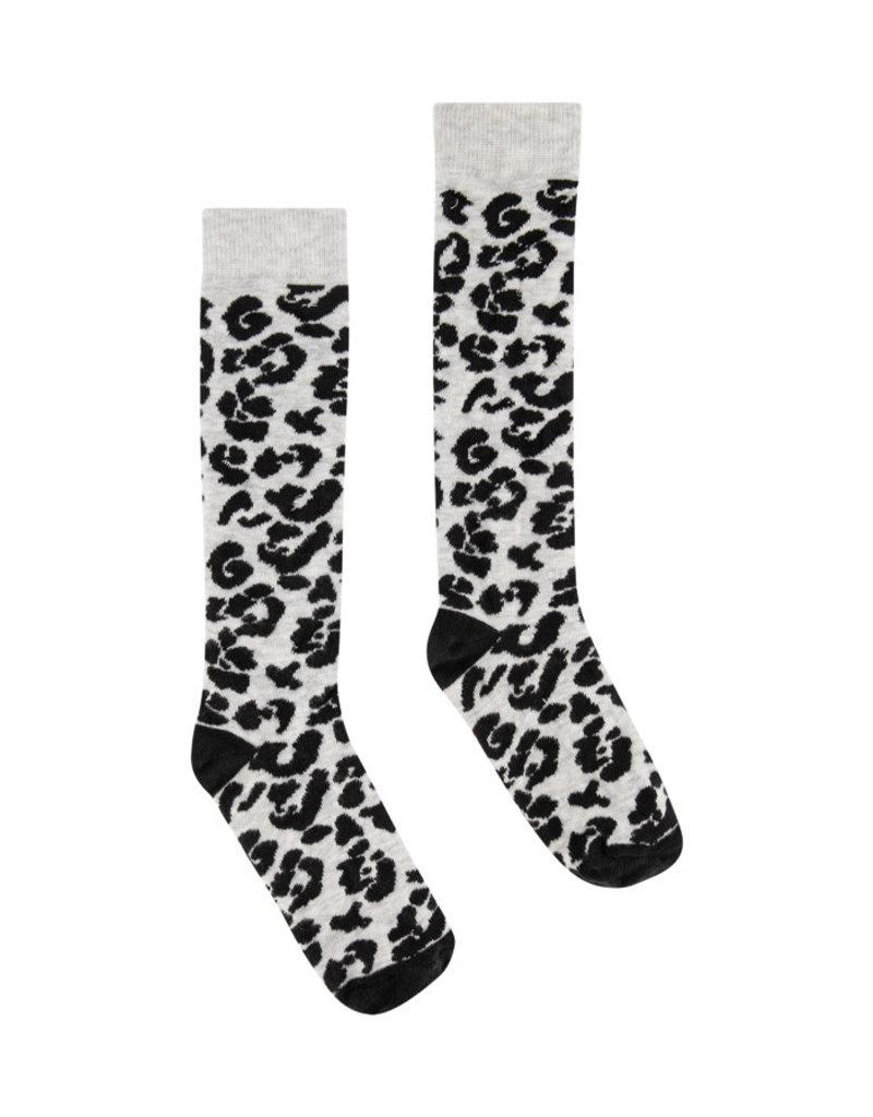 Quapi Quapi meisjes sokken April Leopard