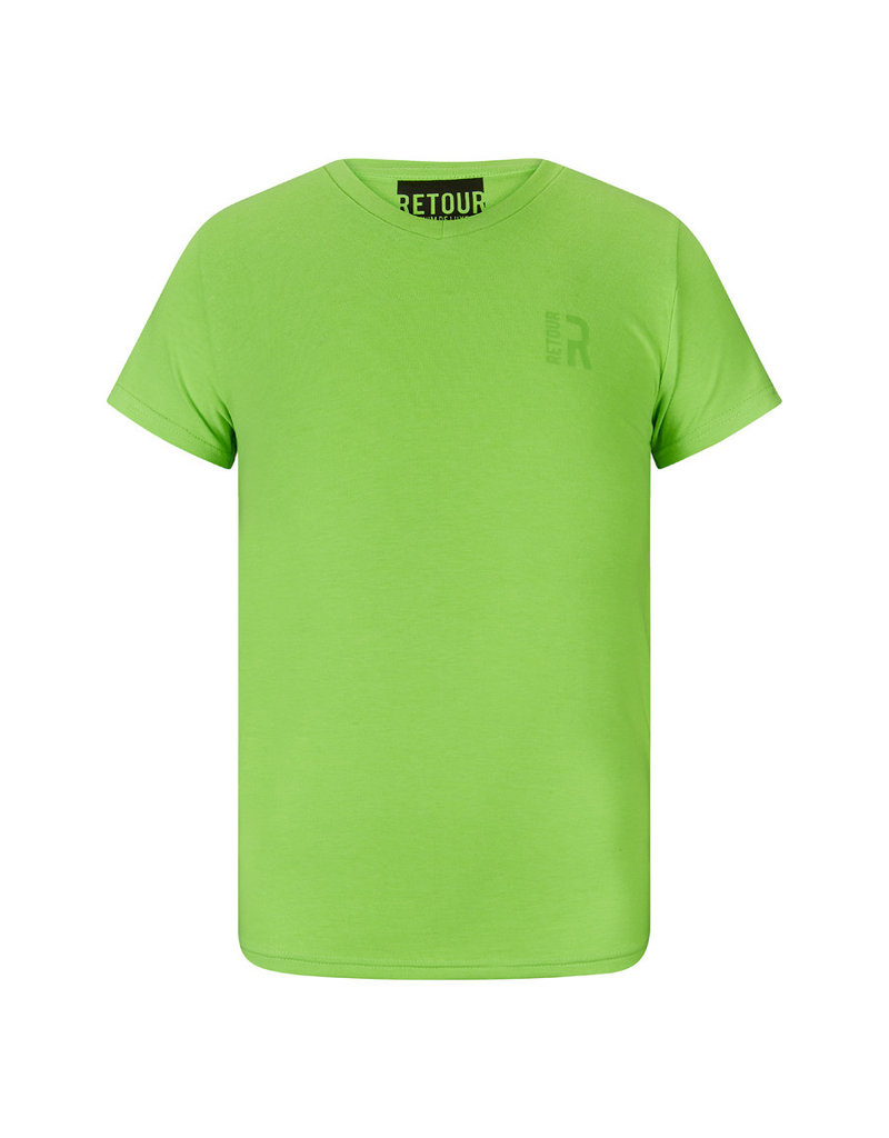 RETOUR Retour jongens t-shirt Sean Green