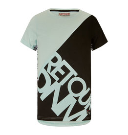 RETOUR Retour jongens t-shirt Gavin Soft Green
