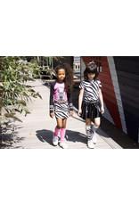 B.Nosy B.Nosy meisjes shirt met zebra Sugar Plum