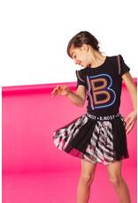 B.Nosy B.Nosy meisjes tullerok met zebraprint