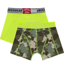 Vingino Vingino jongens 2-pack boxers International