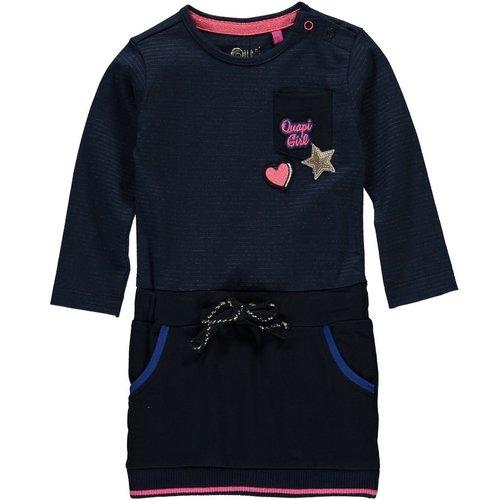 Quapi Quapi baby meisjes jurk Vajen
