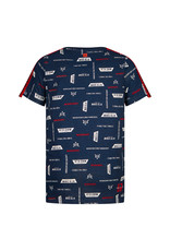 RETOUR Retour jongens t-shirt Robert Navy