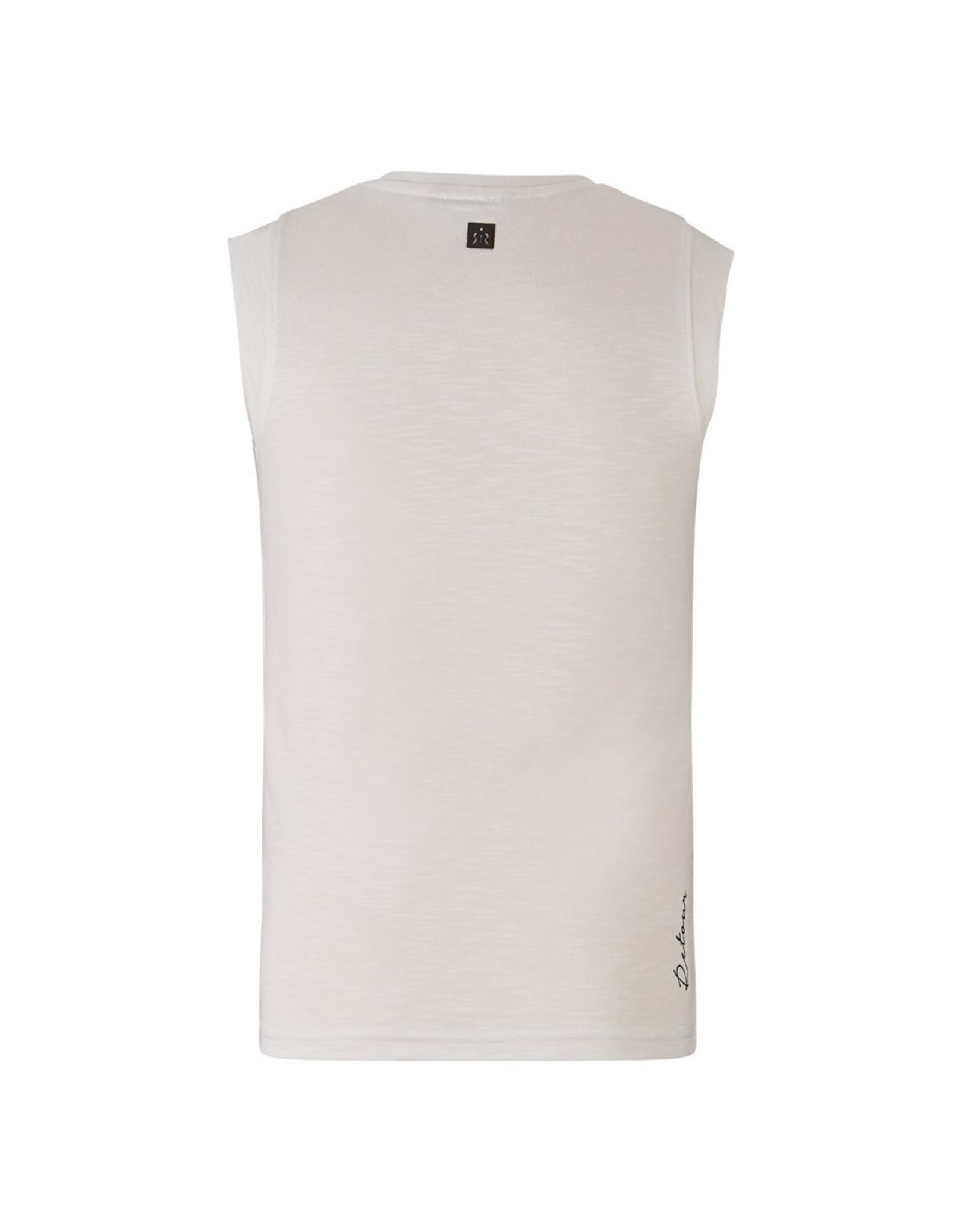 RETOUR Retour meiden t-shirt Selma Off White