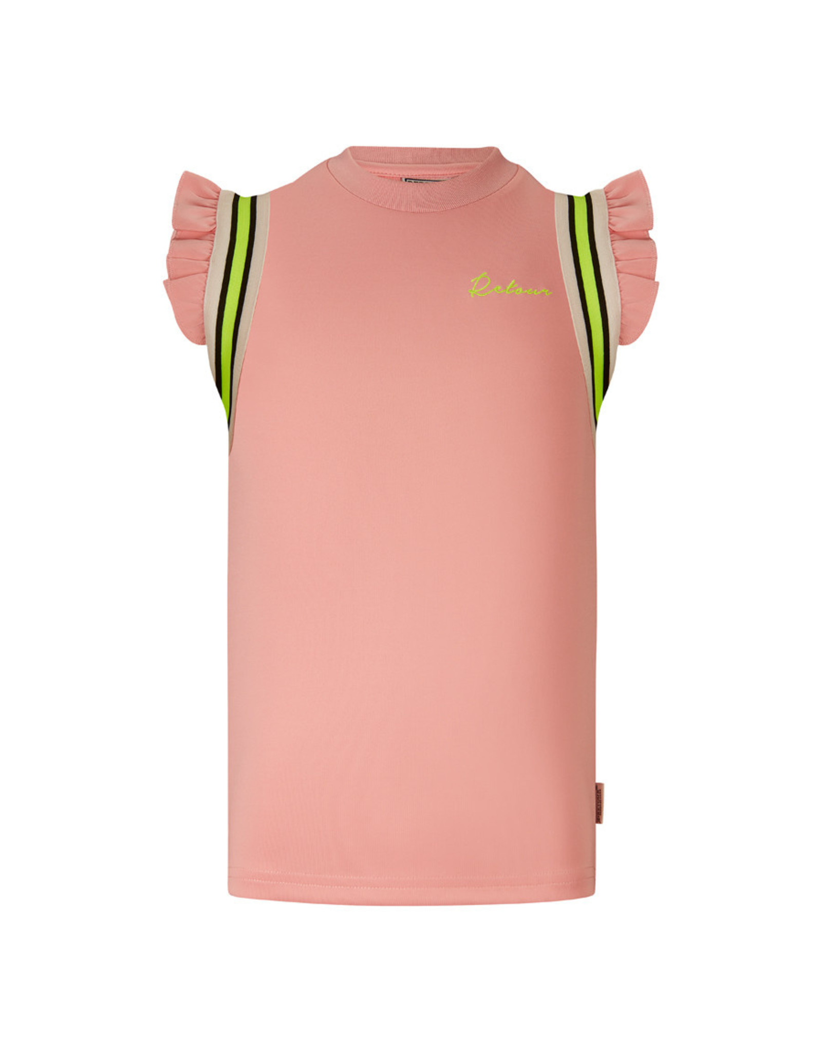 RETOUR Retour meiden t-shirt Lorena Old Pink