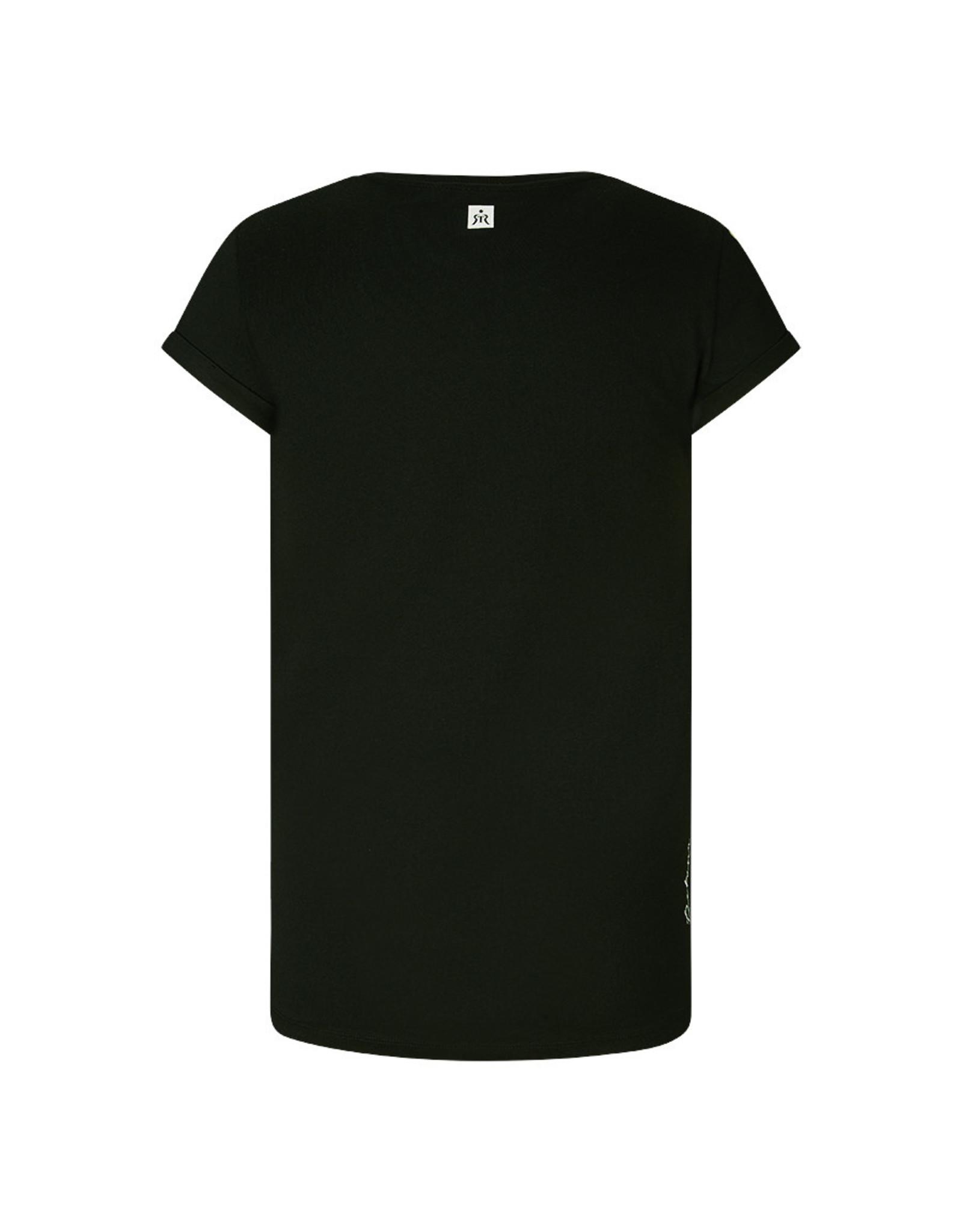 RETOUR Retour meiden t-shirt Robyn Black