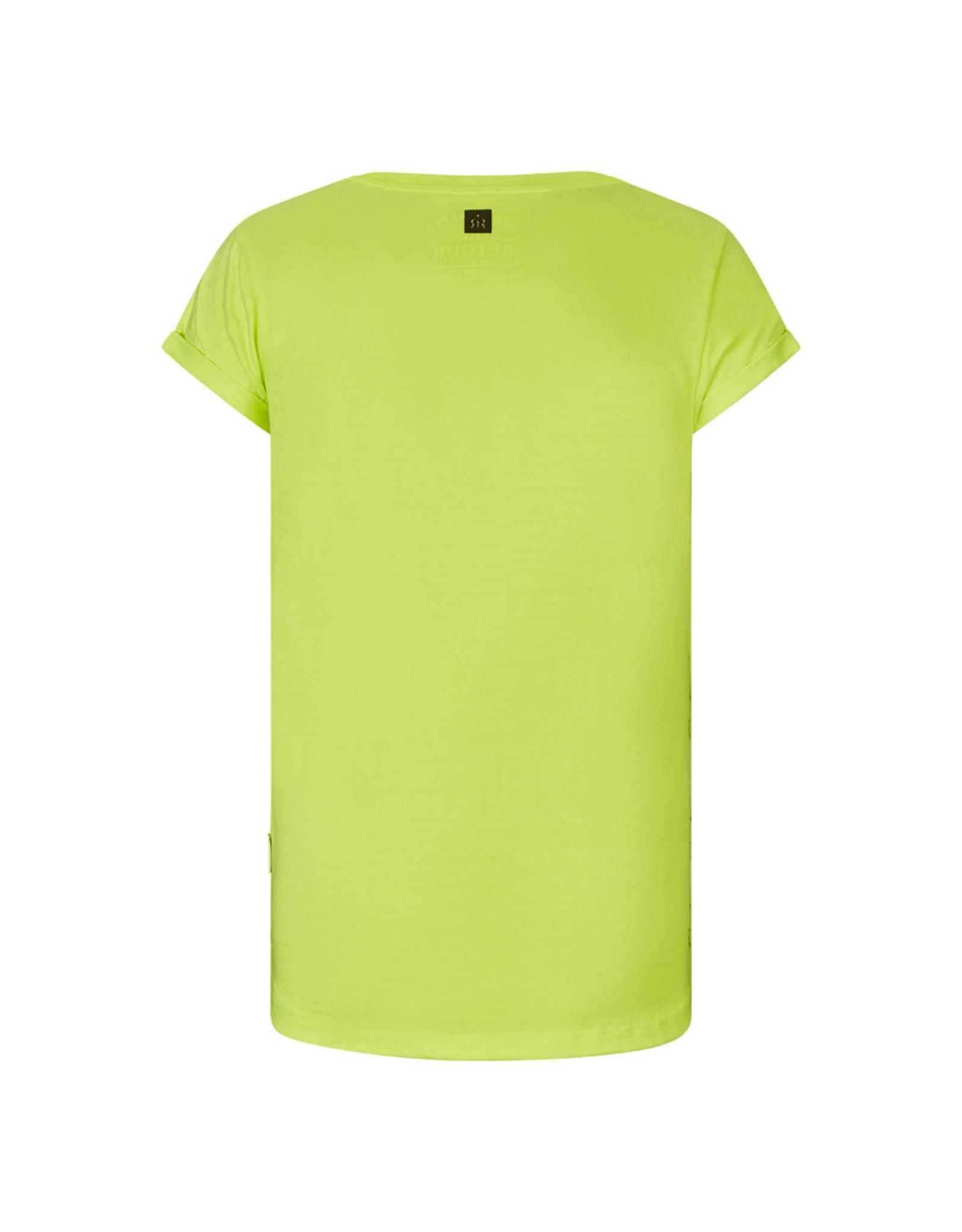 RETOUR Retour meiden t-shirt Maribelle Yellow