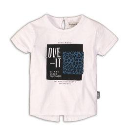 Koko Noko Koko Noko meisjes t-shirt LOVE IT