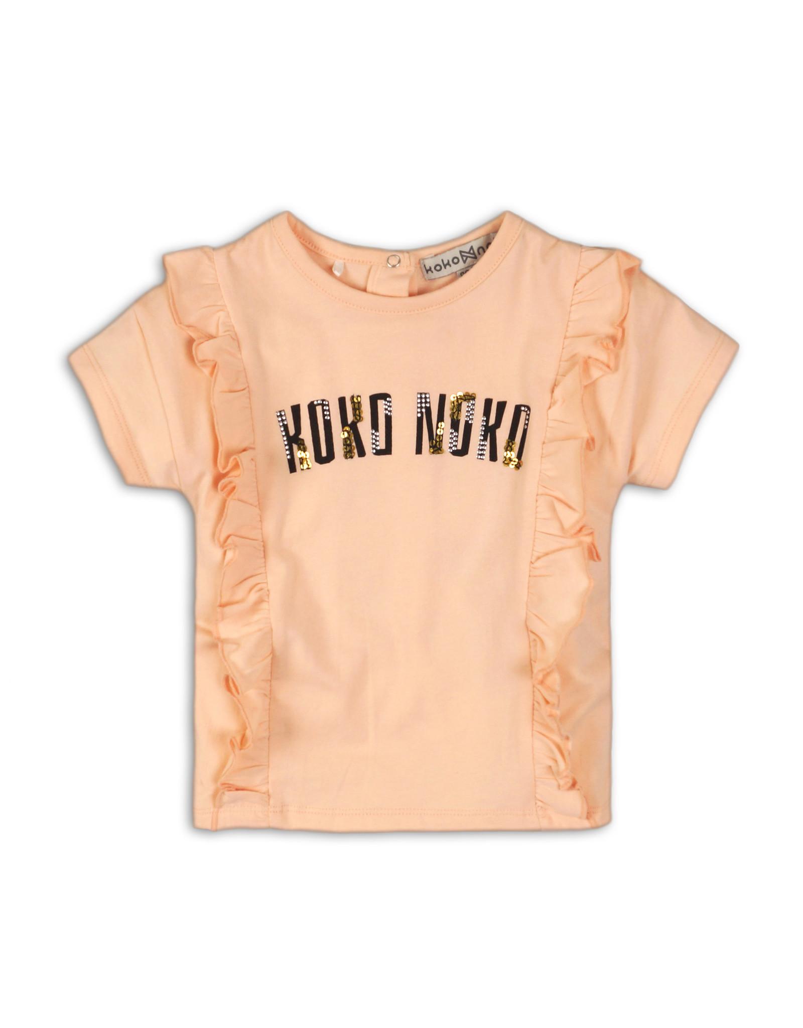 Koko Noko Koko Noko meisjes t-shirt KOKO NOKO