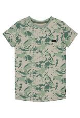 LEVV Levv jongens t-shirt Feike Green Bay Army