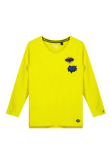 Quapi Quapi jongens shirt Andy Blazing Yellow