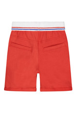 Quapi Quapi jongens korte joggingbroek Arwin Flame Red