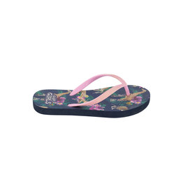 Quapi Quapi meisjes slippers Anika Flower