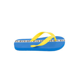 Quapi Quapi jongens slippers Austin Fresh Blue
