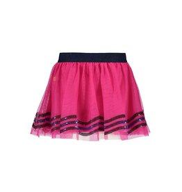 B.Nosy B.Nosy meisjes tulle rok Pink Glo