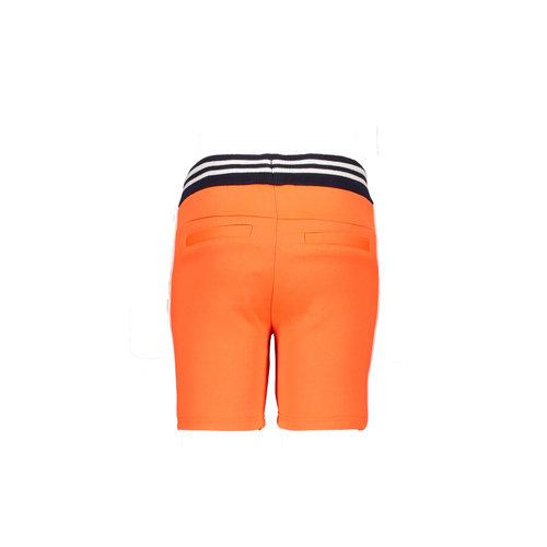 B.Nosy B.Nosy jongens korte joggingbroek Neon Red